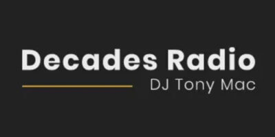 Decades Radio from Dublin Ireland plays 70's 80's 90's and more...